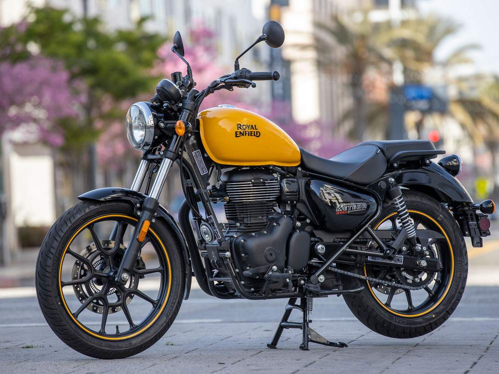 Royal Enfield Meteor 350 Price, Mileage & Review