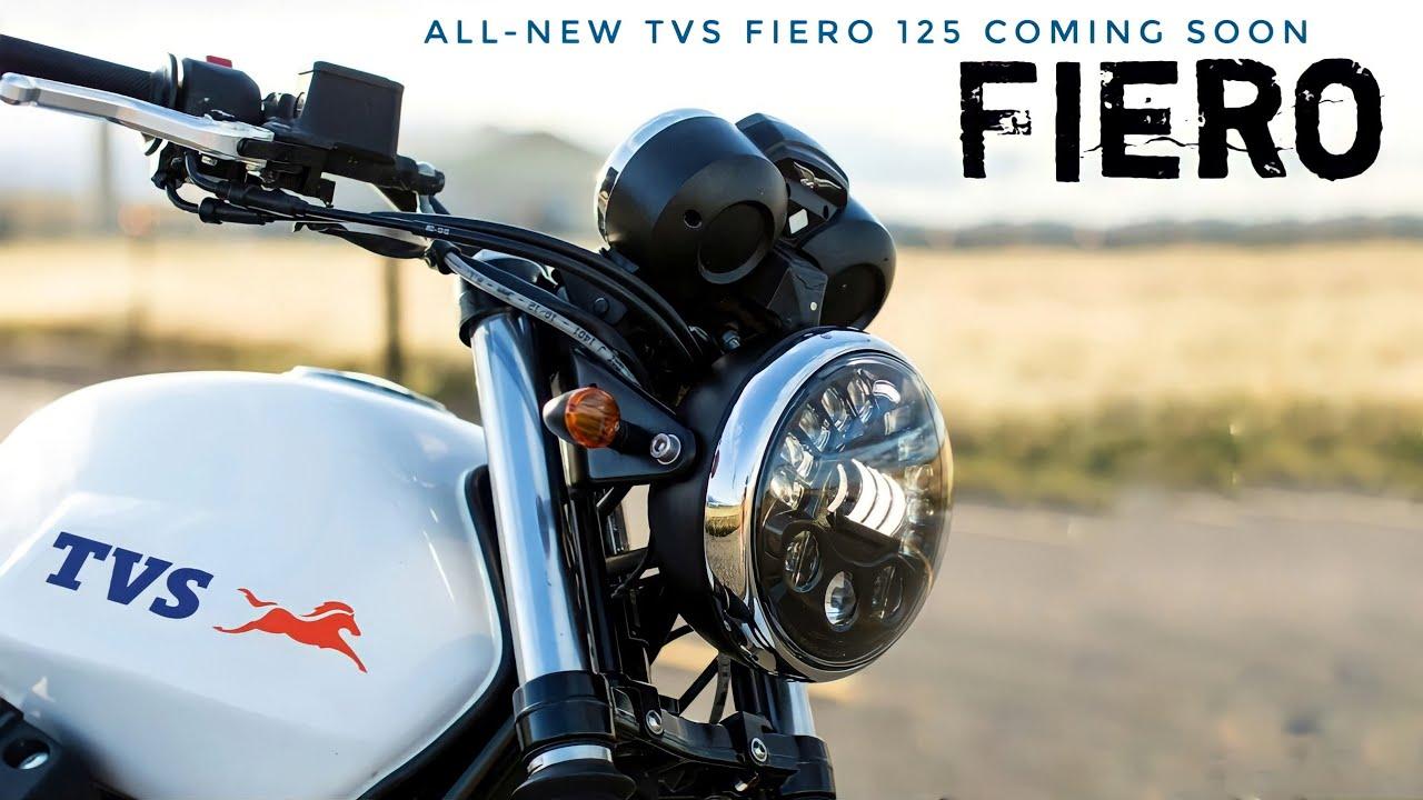 TVS Fiero 125 bs6