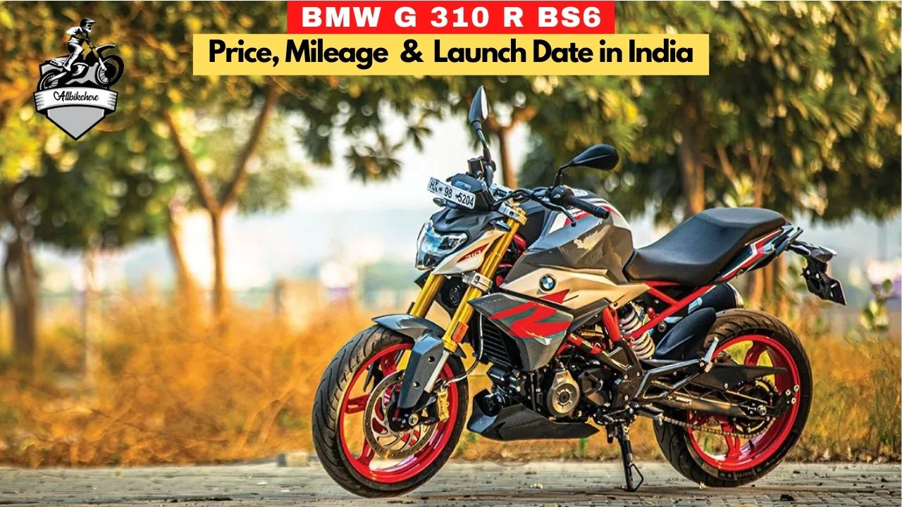 BMW G 310 R BS6 Price in India
