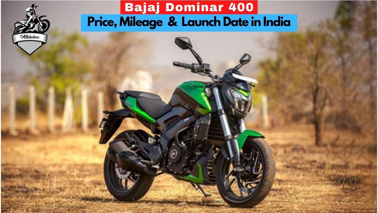 Bajaj Dominar 400 Bike Price 2021