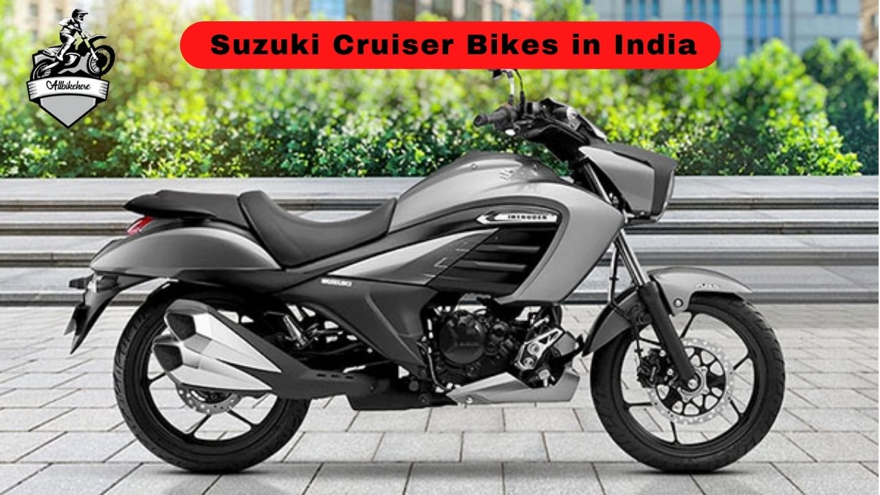 Suzuki Cruiser Bikes