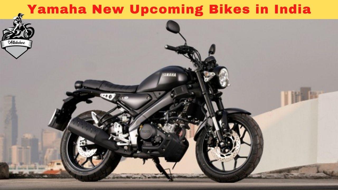 Yamaha New Upcoming Bikes in India 2021