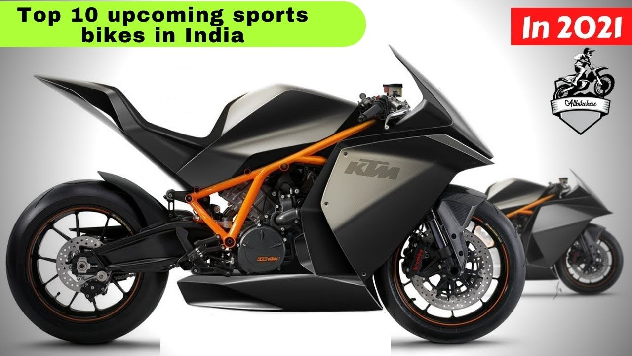 top 10 upcoming sports bikes in India