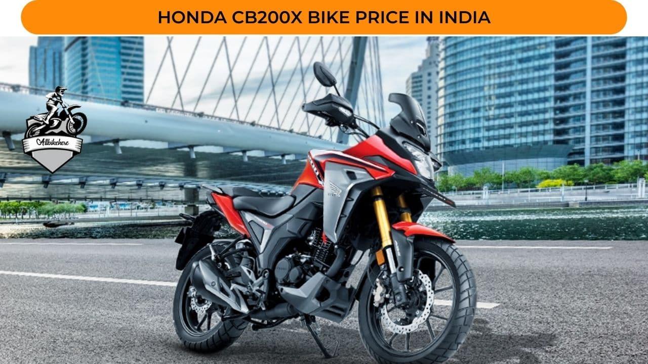 Honda CB200X Bike Price in India, Launch Date & Specifications