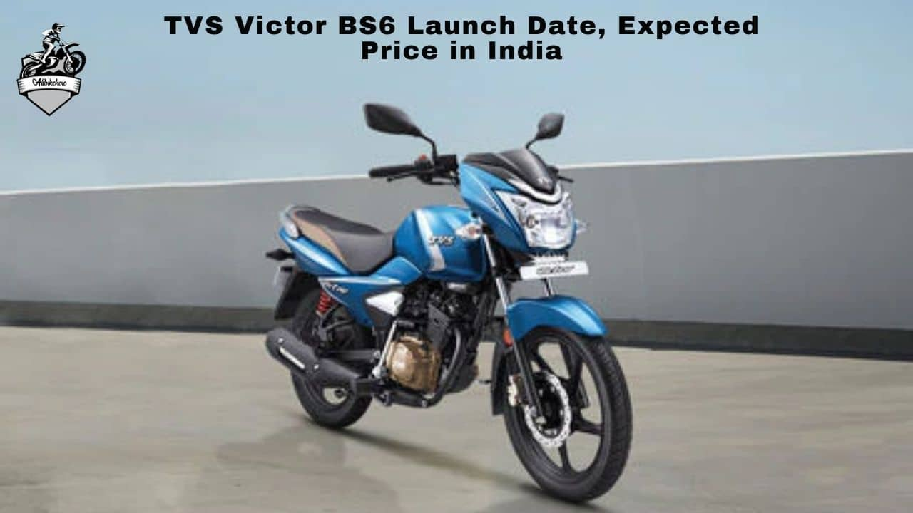 TVS Victor BS6 Launch Date, Expected Price in India
